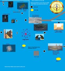 Arcane Adventures 2nd sea map