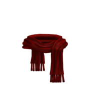Scarf -Red