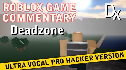Deadzone Roblox Game Commentary