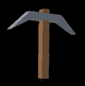 Stone Pickaxe Roblox Survival Beginnings Wiki Fandom