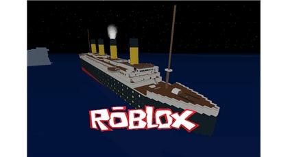communitytheamazemanroblox titanic roblox wikia