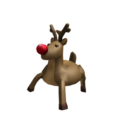 File:Red Nosed Reindeer Hat.png