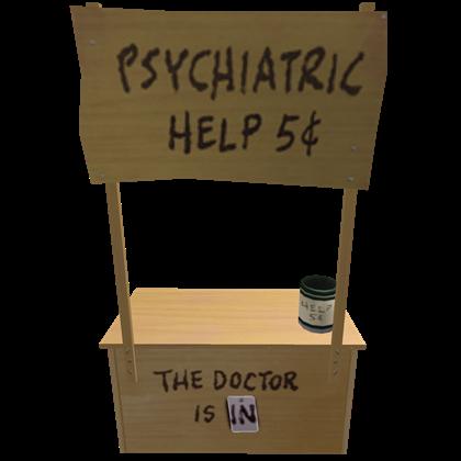 Catalog:Lucy's Psychiatry Booth | ROBLOX Wikia | FANDOM ...