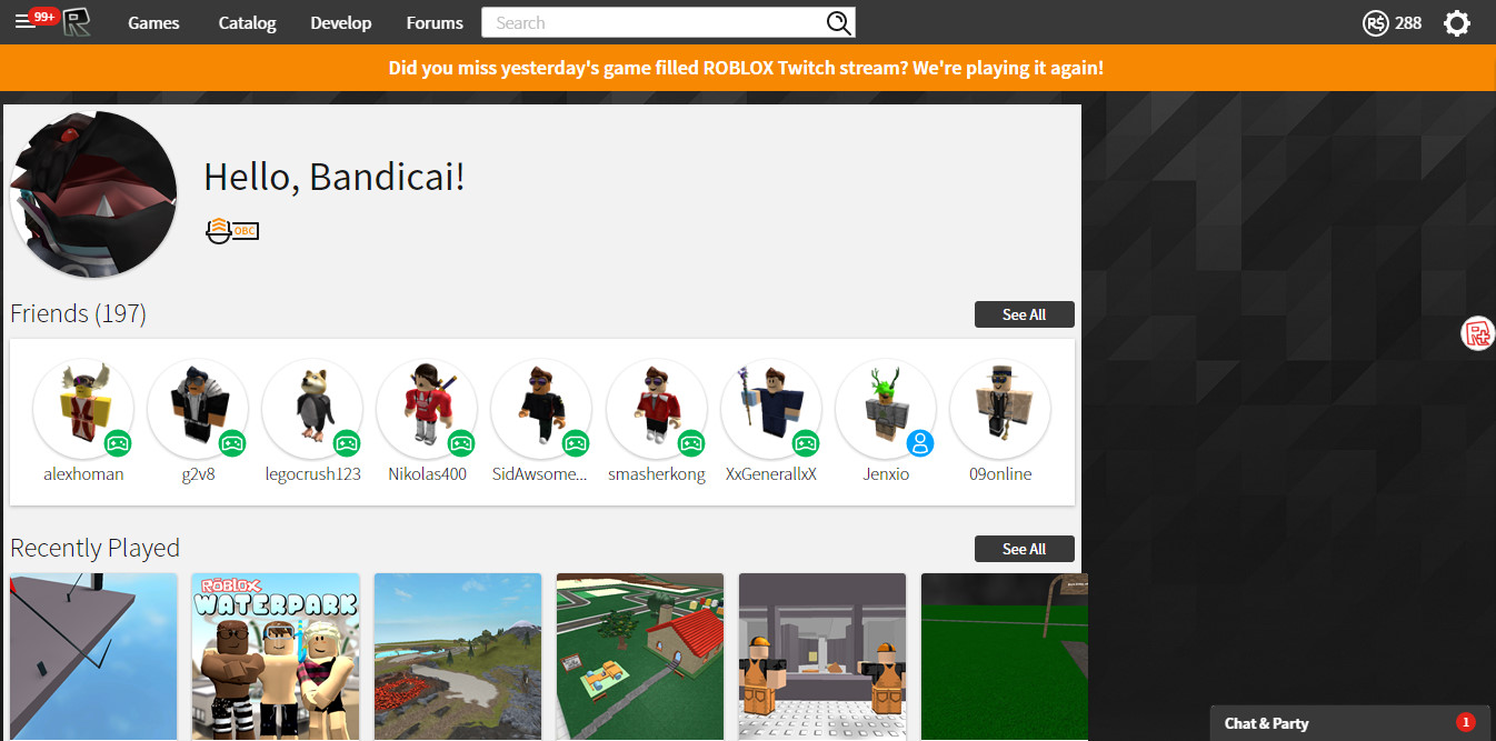 roblox how to change safechat 2016