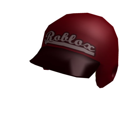 File:Red Monster League Baseball Cap.png
