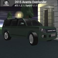 Avanta Overlander 2015