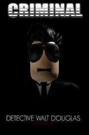 Detective Walt Douglas