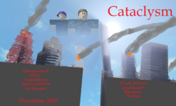 Cataclysm cast poster 1