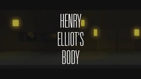 Henry Elliot's Body 2016 - Short Film