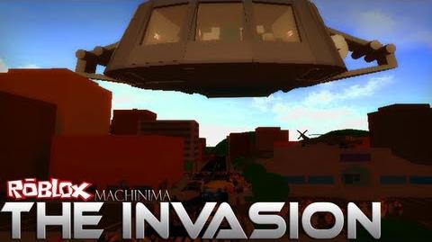 The Invasion Roblox Short Machinima-0