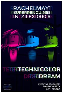Technicolor Dream Official Poster