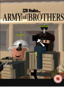 Army of brothers dvd
