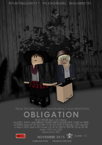 Obligation Theatrical Poster
