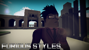 Furious Styles Character Poster