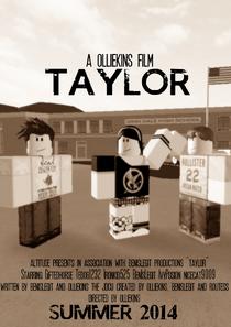 TaylorPoster
