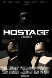 Hostage Poster Remade
