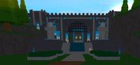 Roria League Gate