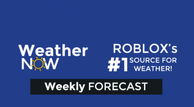 WeatherNOW Weekly Forecast Title