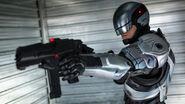 RoboCop Gray armor