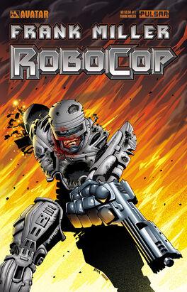 Frank Miller RoboCop 1