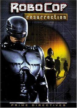 RoboCop Resurrection cover 1