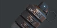 E-600 Electro Magnetic Pulse Grenade