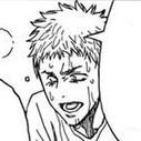 Kazama Manga Mugshot