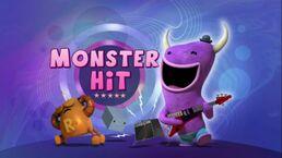 Monster hit