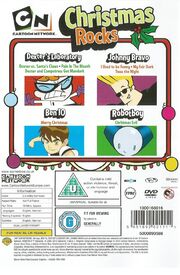 DVD Backside