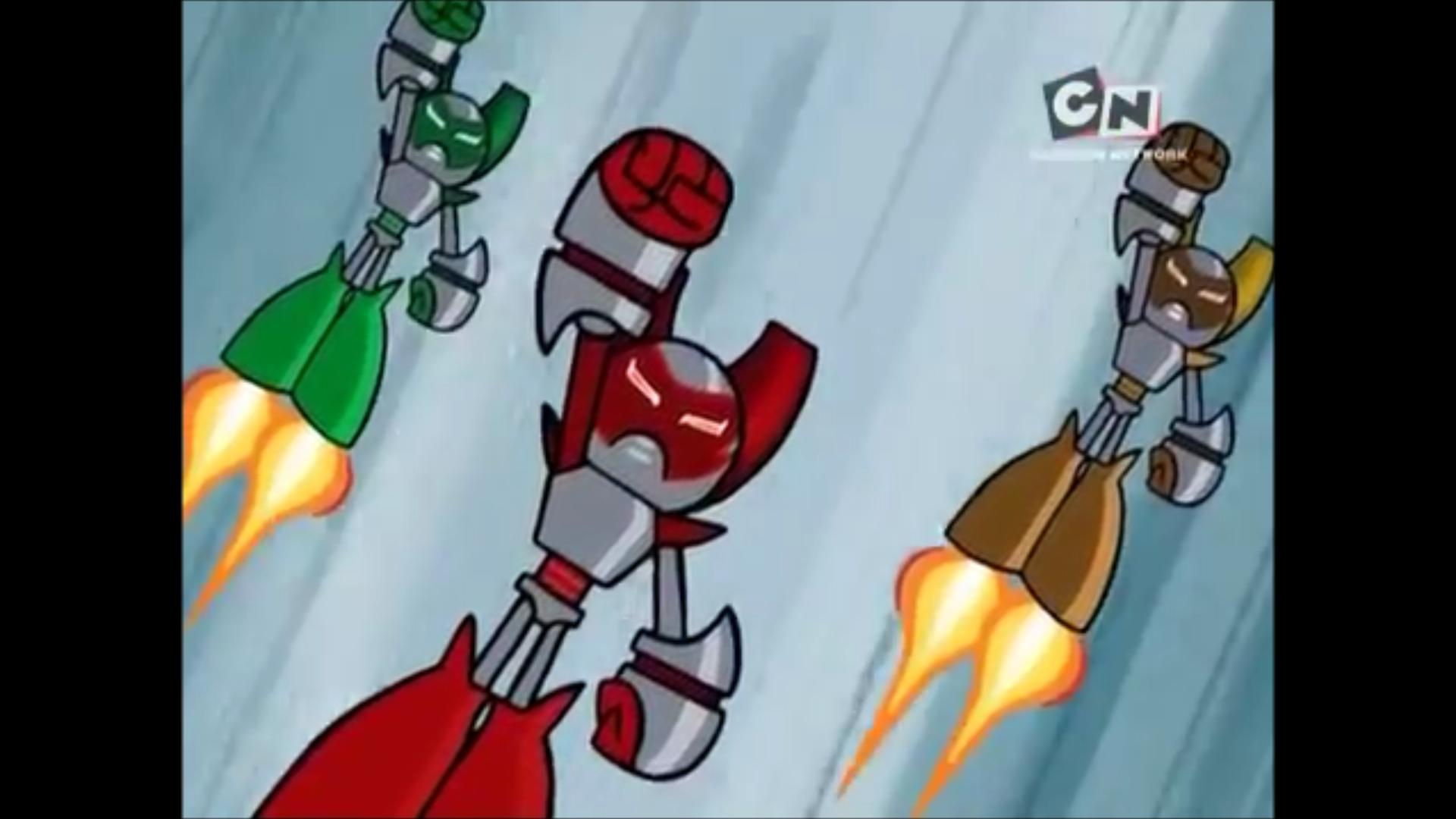 Roboboys superactive mode robotboy wiki fandom