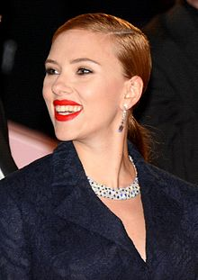 Scarlett Johansson Césars 2014