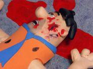 Death of Fred Flintstone