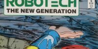Robotech: The New Generation 5: Curtain Call