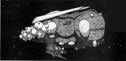 Sentiniel's ship
