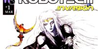 Robotech: Invasion Part One