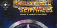 Robotech II: The Sentinels Book 4 0: Special Zero Edition