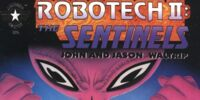 Robotech II: The Sentinels Book 4 6: Clockwork of Doom