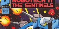Robotech II: The Sentinels Book 2 16: Full Metal Planet