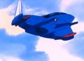 Reconnaissance VTOL Aircraft Metal Fire.png