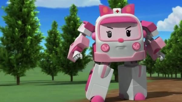 Amber robot supremacy wiki fandom powered by wikia - Robocar poli ambre ...