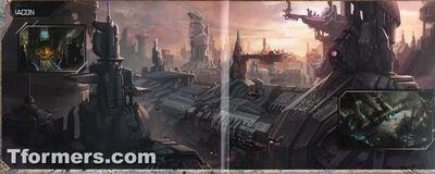 Transformers-FOC-iacon