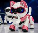 Kitty the Tekno Kitten