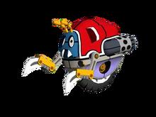 Moto Bug (Sonic 4)