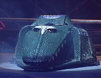 Crocodilotron