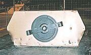 Woden's rear weapon
