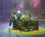 Sir Killalot pits Darke Destroyer 2