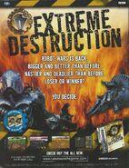 Extreme Destruction poster