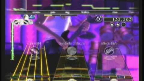 Rock Band 2 - Dani California - Full Band 100% (FBFC)