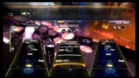 Rebel Love Song - Black Veil Brides - Expert Full Band