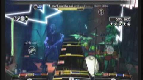 ****Kings of the Sofa**** Vasoline Stone Temple Pilots Rock Band 2 Full Expert Band 3FCs 5G*